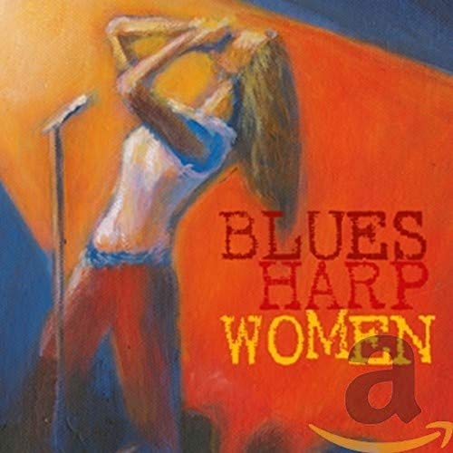 Blues Harp Women from RUF RECORDS
