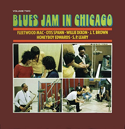 Blues Jam In Chicago - Volume 2 from COLUMBIA