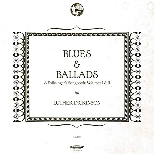 Blues and Ballads (A Folksinger's Songbook) Volumes I & II [VINYL] from New West Records