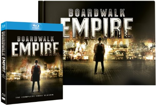 Boardwalk Empire - Season 1 (HBO) Limited Edition with Photo Book [Blu-ray] [2012] [Region Free] from Warner Home Video
