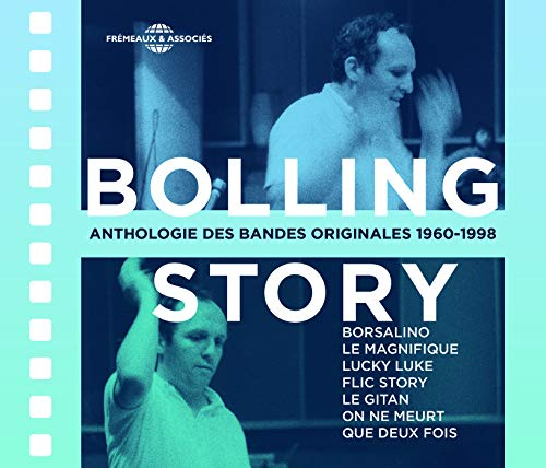 Bolling Story 1960-1998 (3CD) from Fremeaux & Associes
