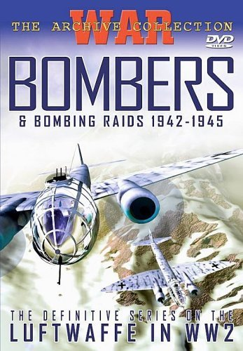 Bombers And Bombing Raids - 1942 - 1945 [DVD] from Pegasus