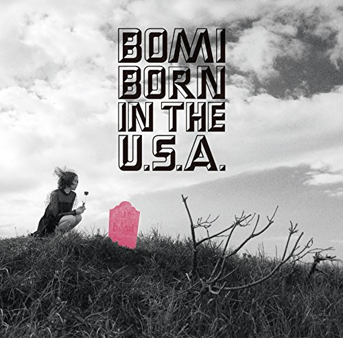 Bomi - Born In The U.S.A. [Japan CD] BNCL-47 from VICTOR JAPAN