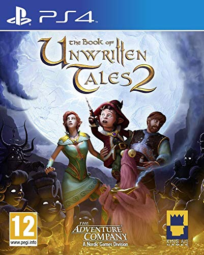 Book of Unwritten Tales 2 (PS4) from Nordic Games