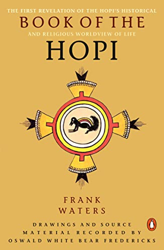 Book of the Hopi from Penguin