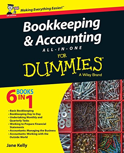 Bookkeeping and Accounting All-in-One For Dummies - UK from John Wiley & Sons Inc