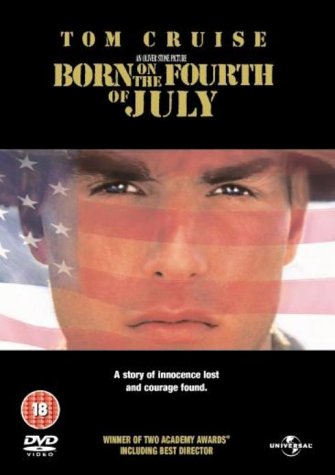 Born On The Fourth Of July [DVD] [1989] from Sony Pictures Home Entertainment