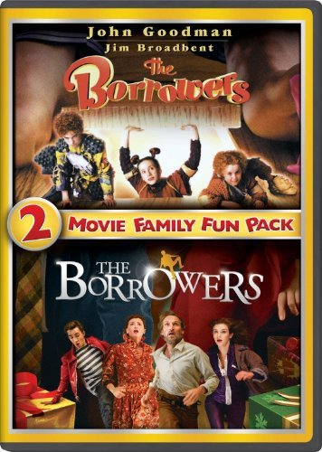 Borrowers 2-Movie Family Fun Pack [DVD] [Region 1] [US Import] [NTSC] from Universal Studios