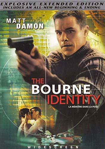 Bourne Identity [DVD] [2002] [Region 1] [US Import] [NTSC] from Universal Studios