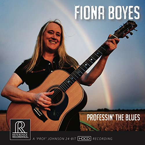 Boyes:Professin' The Blues [Fiona Boyes] [Reference Recordings: RR-140] from Boyes, Fiona