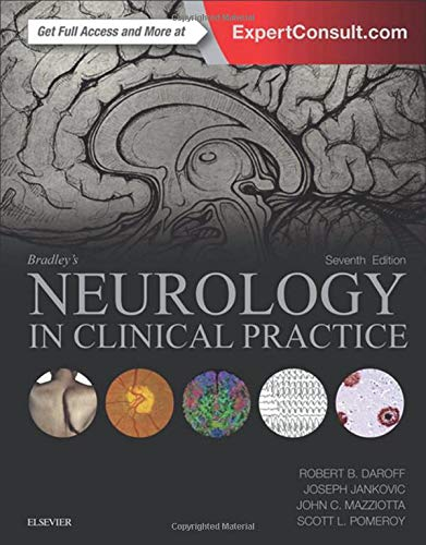 Bradley's Neurology in Clinical Practice, 2-Volume Set, 7e from Elsevier Science Publishing Co Inc