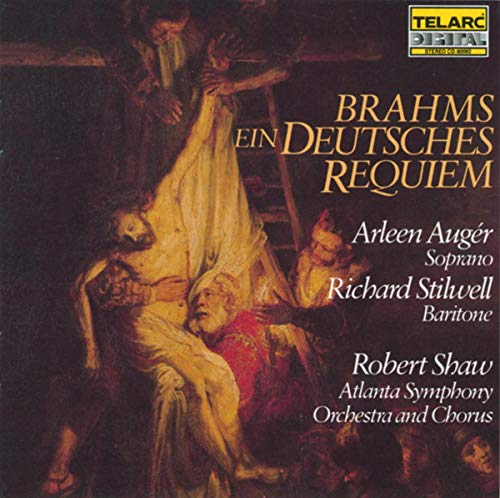 Brahms: Ein Deutsches Requiem from Telarc
