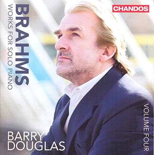 Brahms:Solo Piano Works Vol. 4 [Barry Douglas] [CHANDOS : CHAN 10857] from CHANDOS GROUP