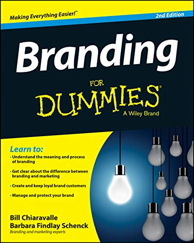 Branding For Dummies, 2E from For Dummies