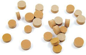 Brass-Fix Uk 2 X Waterkey Corks Suitable For Cornet / Trumpet from Brass-Fix UK