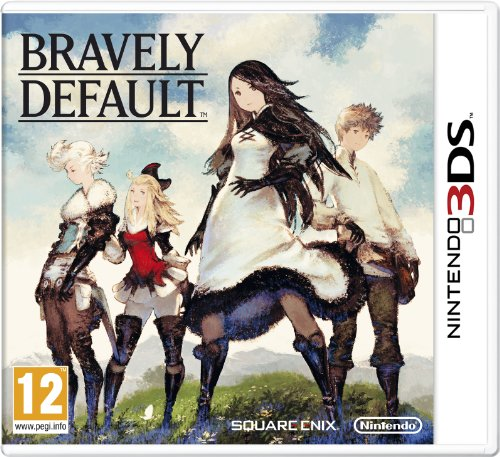 Bravely Default (3DS) from Nintendo