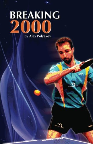 Breaking 2000 from Table Tennis Achievements Publishing