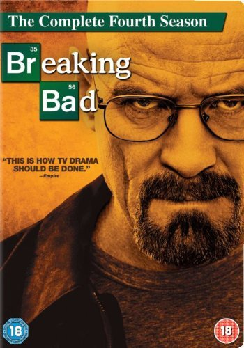 Breaking Bad - Season 4 [DVD] from Sony Pictures Home Entertainment