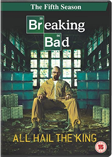 Breaking Bad - Season 5* [DVD + UV Copy] from Sony Pictures Home Entertainment