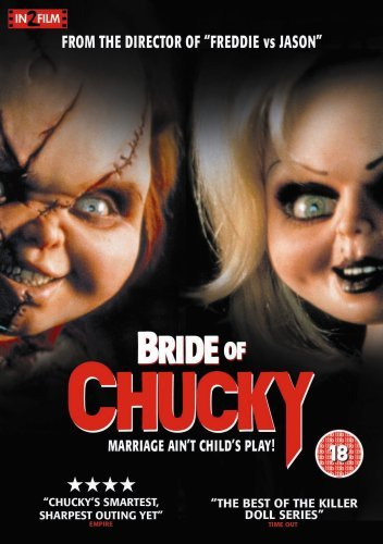 Bride Of Chucky [1998] [DVD] from Metrodome