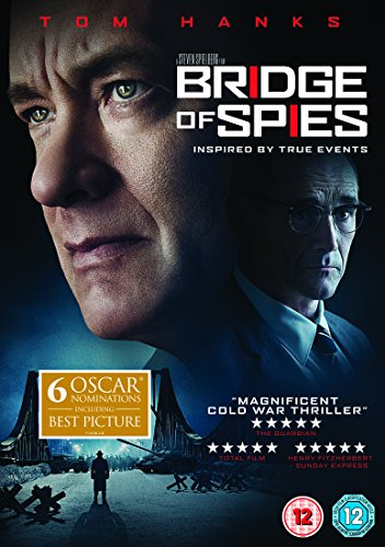 Bridge of Spies [DVD] [2015] from TCFHE