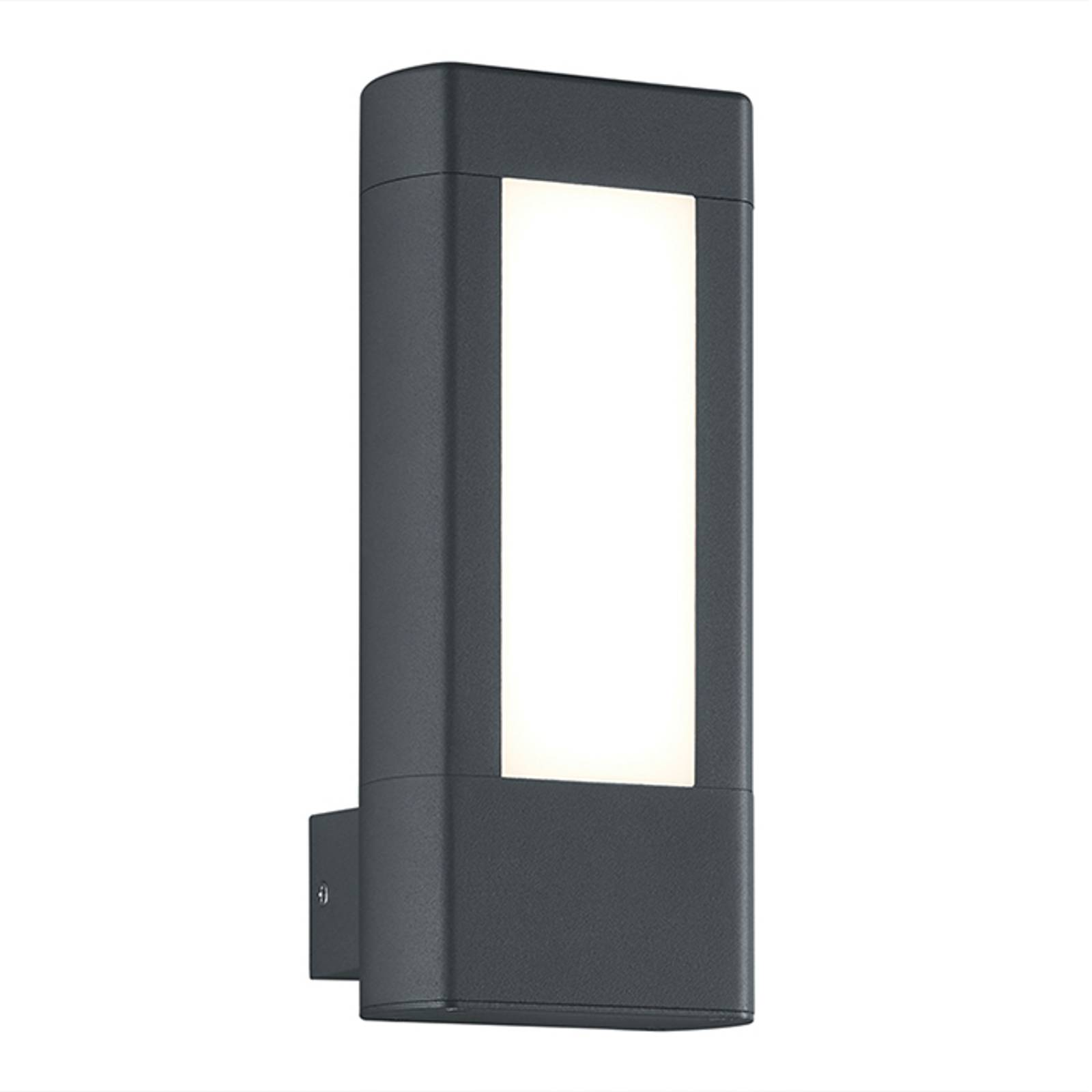 Bright LED outdoor wall light Rhine from Trio Lighting