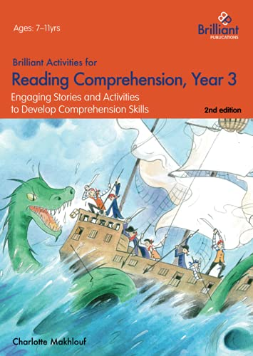 Brilliant Activities for Reading Comprehension, Year 3 (2nd edition) from Brilliant Publications