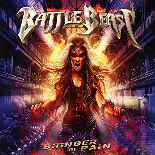 Bringer of Pain from Nuclear Blast