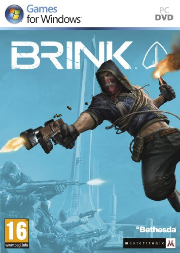 Brink (PC DVD) from Mastertronic