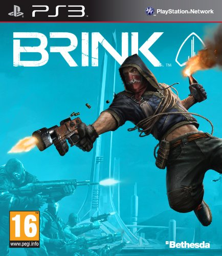 Brink (PS3) from Bethesda