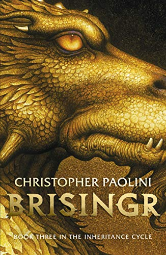 Brisingr: Book Three (The Inheritance Cycle) from Corgi