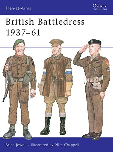 British Battledress 1937-61: 112 (Men-at-Arms) from Osprey Publishing