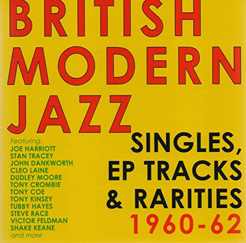 British Modern Jazz Singles, EP Tracks & Rarities 1960-62 from Acrobat