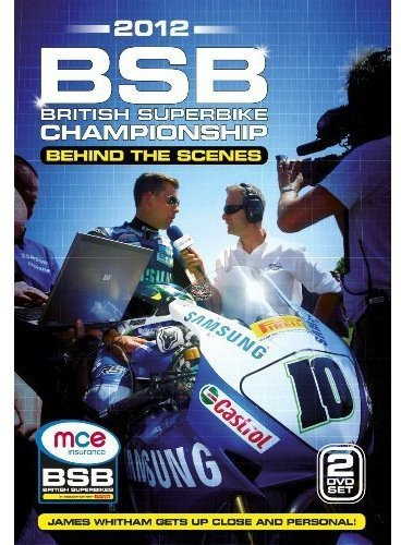 British Superbike Behind the Scenes 2012 [DVD] from Odeon Entertainment