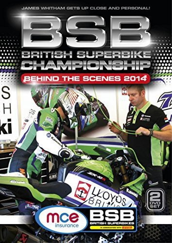 British Superbike: 2014 - Behind The Scenes [DVD] from Odeon Entertainment