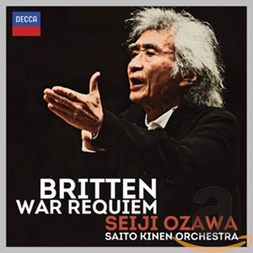 Britten: War Requiem from DECCA