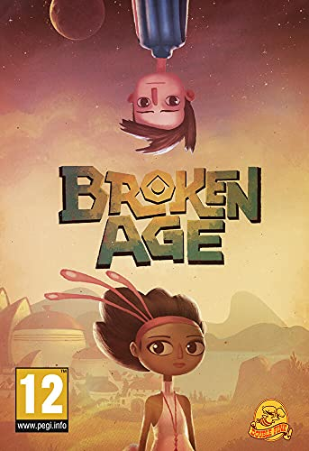 Broken Age (PC DVD) from THQ NORDIC