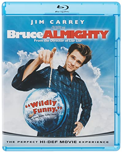 Bruce Almighty [Blu-ray] [2003] [US Import] from Universal Home Video