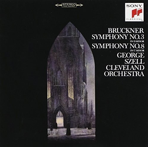 Bruckner: Symphonies 3 and 8 from Imports