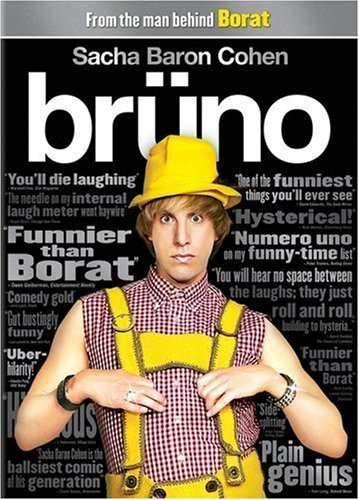 Bruno [DVD] [2009] [Region 1] [US Import] [NTSC] from Universal Studios
