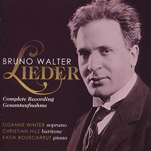 Bruno Walter - Complete Songs from BRILLIANT CLASSICS