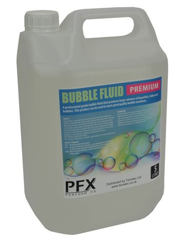 Bubble Fluid 5 Litres by PFX from PFX