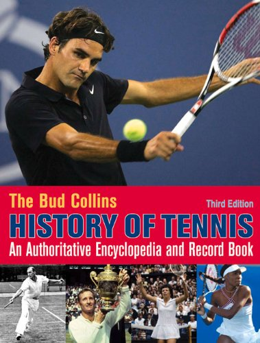 Bud Collins History of Tennis, The from New Chapter Press