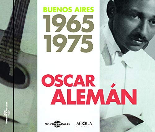 Buenos-Aires - 1965-1975 from Fremeaux