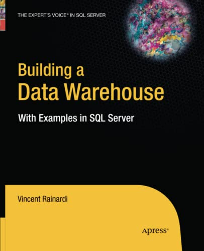 Building a Data Warehouse from Apress