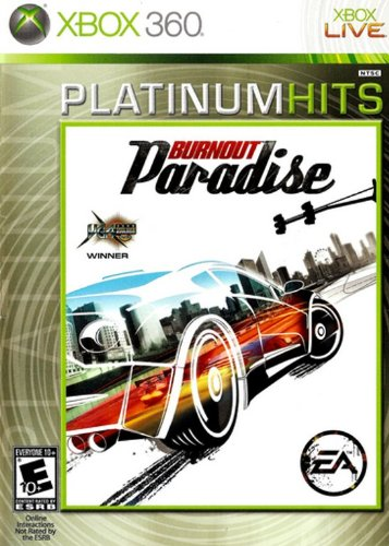 Burnout Paradise Class (Xbox 360) from Electronic Arts