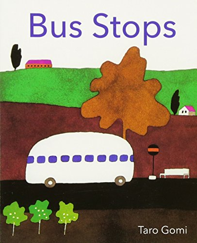 Bus Stops 2013 from Chronicle Books