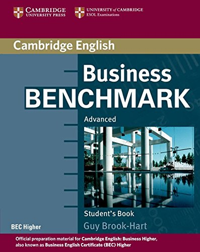 Business Benchmark Advanced Student's Book BEC Edition from Cambridge University Press
