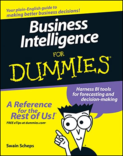 Business Intelligence for Dummies from For Dummies