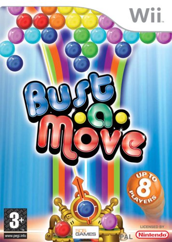 Bust A Move (Wii) from 505 Games